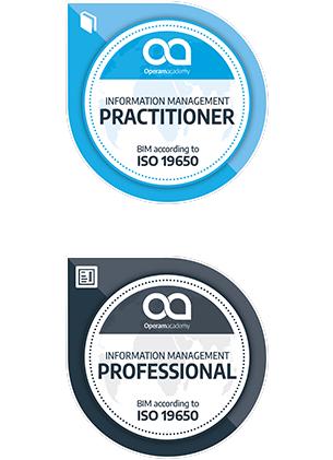 Operam Academy digital badges